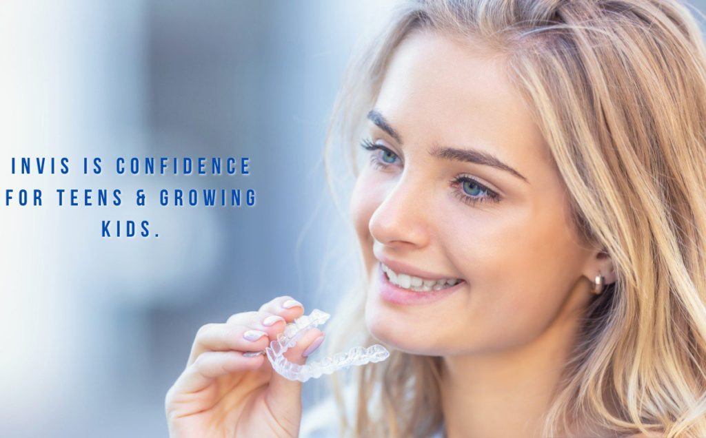 Can Teenagers and Kids Use Invisalign?